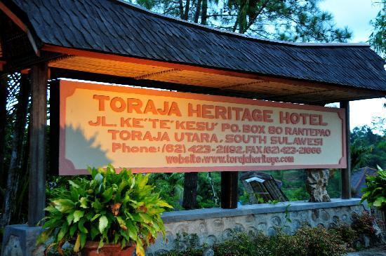 Toraja Heritage Hotel The Five Star Hotel In South Toraja